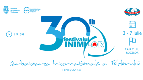 30 International Folklore Festival Inimilor