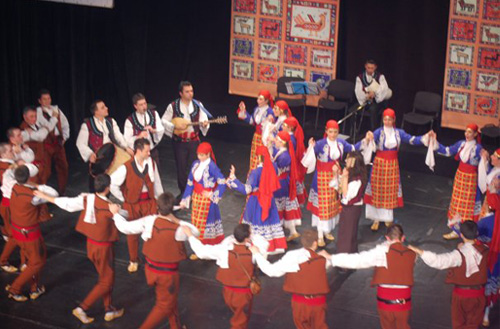 Ensemble Balkan