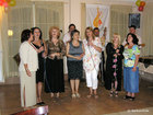 Zornitsa Vocal Folk Group singing for Balkanfolk participants