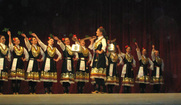 Balkan Ensemble - Women's dance from Shopp Region of Bulgaria