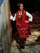 Traditional Bulgarian costume from Dobarsko