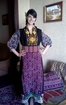 Authentic women's costume from the village of Voden, Elhovo - Bulgaria