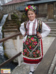 Bulgarian folk costume from Devnia, Varna Region