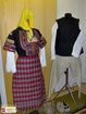 Male and female costume from Radomir