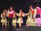 Bulgarian singer Yanko Nedelchev and Pirin folklore ensemble