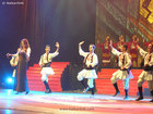 Poli Paskova and Ethno rhythm dance formation