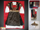 Authentic costume from the village Bunovo, Kyustendil