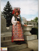 Authentic costume from Lozene - Bulgaria