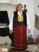Festive costume of the village Studena, Svilengrad