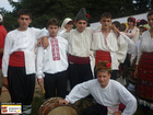 Men traditional folk costume