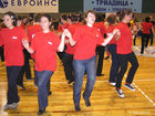 """Igraorets"" dance group, led by Krassimir Hristov"