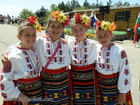 Bulgarian national costumes