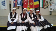 Folklore ensemble Makedonka, Ohrid