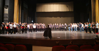 Repetition for the Concert Folklore Dance Panorama in Burgas