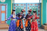 "Student ensemble for folk dances and songs ""ALTAN BULAG"" Ulan-Ude, Republic of Buryatia, Russian Federation"