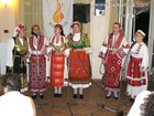 Vocal Folk Group Zornitsa is singig for participants at Balkanfolk 2007
