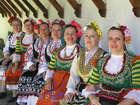 Bulgarian vocal folklore group Zornitsa