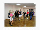 Macedonian folklore dancing lesson with teacher Liupcho Manevski