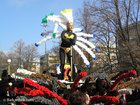 Photo carnaval group - Festival in Pernik, Bulgaria
