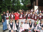Children's folklore group Chinarche