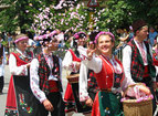 Celebrations of the rose - Bulgaria