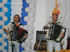Accordion players - Predrag Ivanovic and Danail Totev