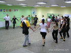 Bulgarian folk dances lesson, teacher Emil Genov