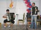 Mario Petrov - accordion and Danail Totev - accordion