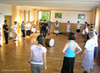 Serbian folk dance classes with Vladimir Tanasijevic