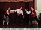 """Lyubovta na rataya"" Folk Dance - Lira Group Dance Company"