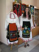 Lillie McDonough with Bulgarian folk costume