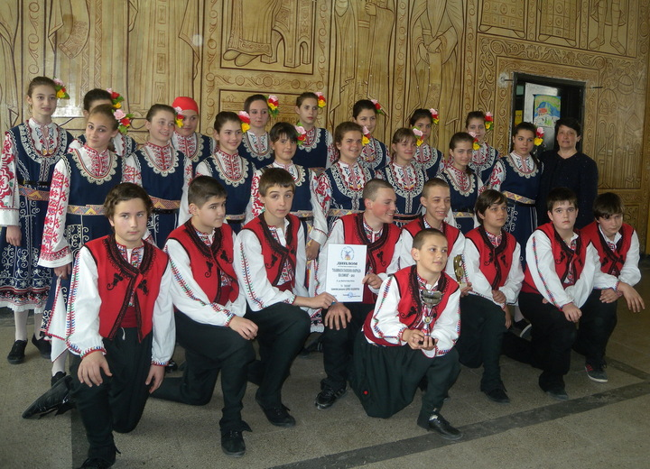 Folklore Ensemble Lyulin - Sofia