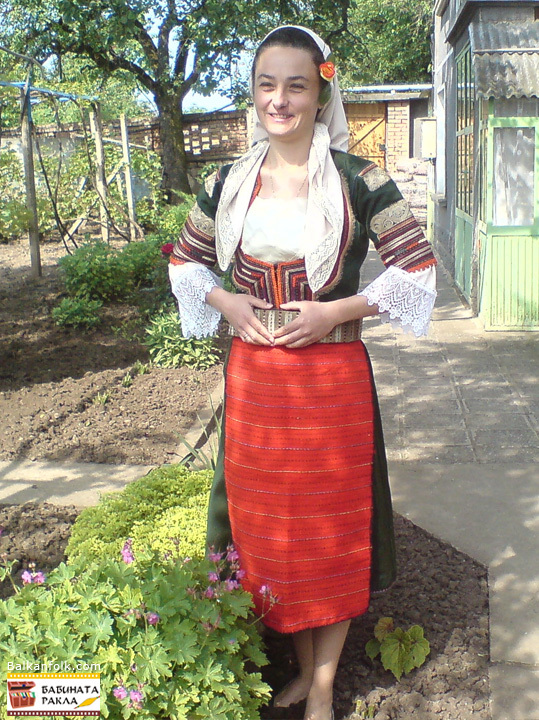 Bulgarian traditional costume