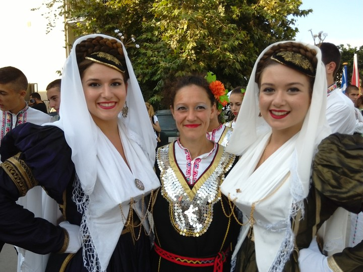 Lefkas International Folklore Festival 2015