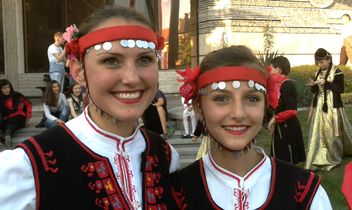 Folklore Ensemble Kremikovtsi from Sofia in IFF Dupnitsa