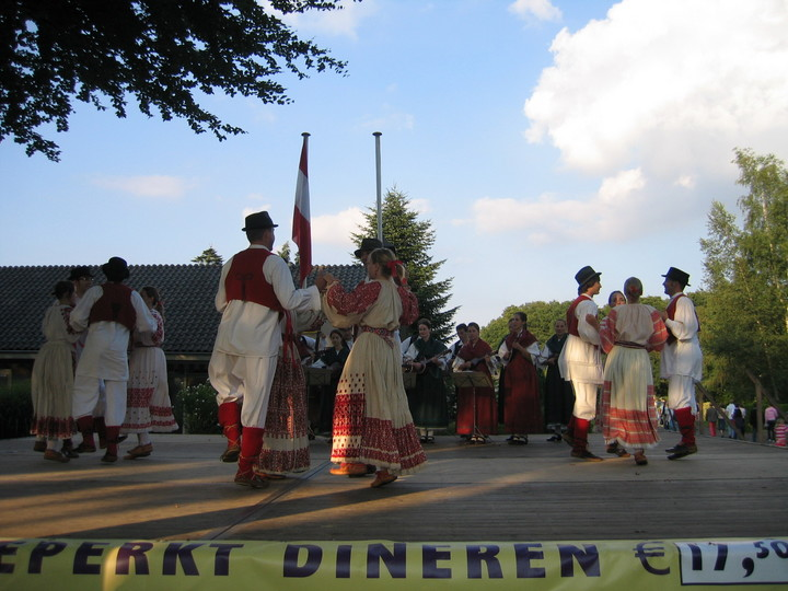 SIVO International Folk Dance Festival - Odoorn