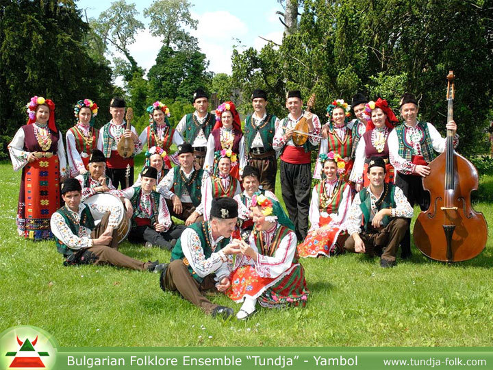 Tundja - Folk Ensemble for Dances, Music and Singing