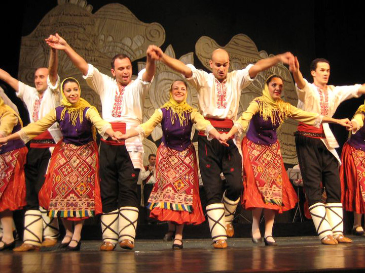 Traditional Dance Of France Information http://www.balkanfolk.com/p/index.php