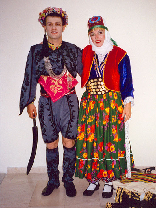 sc 1 st  Balkanfolk & Tuskish folk costume