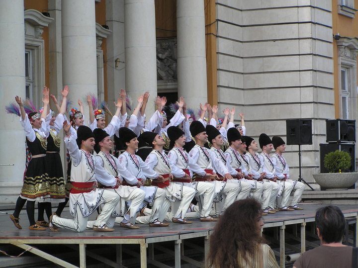 "Folklore Ensemble ""Zornitsa - Sofia"