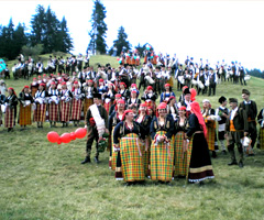 "Festival national du folklore ""Rozhen 2009"""