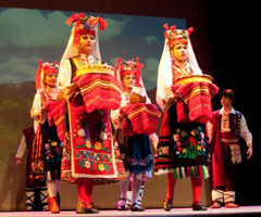 "Jubilee Concert-Spectacle 10th anniversary of the ""BALGARI"""