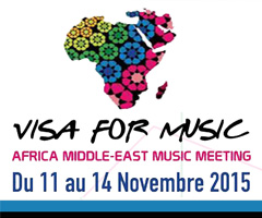 VISA FOR MUSIC 2015  OR VISA FOR MUSIC INDUSTRY