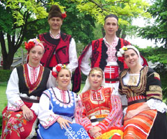 Igranka - Bulgarian Folkdance Group in Toronto