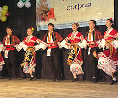 """Mladejta Tvori"" 2007 annual children's folkdance contest"