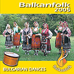 CD bulgarische Volkstänze