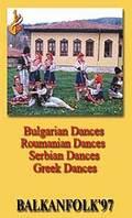 Videokasette Balkanfolk`97