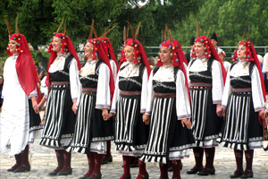 Ансамбъл Балкан